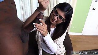 Japan guy white girl bus xxx Mia Khalifa Tries A Big Black Dick - Renata Black