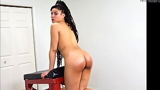 Strapped Without Remorse - Spanking
