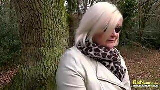 OldNannY British Busty Mature Lesbian