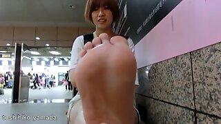 japanese outstanding soles in Taipei  Nanako 168cm 24.5cm 22yo