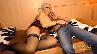 Granny loves to fuck
